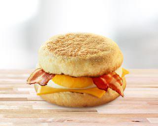 McMuffin™ su <br>šonine ir kiaušiniu