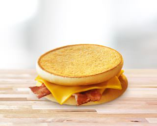 McToast™ su <br>šonine ir sūriu