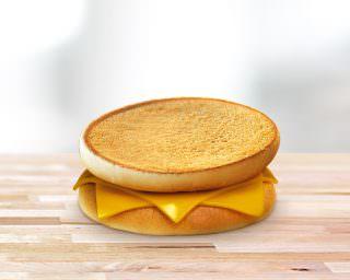 McToast™ su <br>dvigubu sūriu