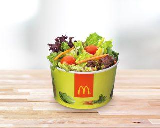 Mažosios daržovių <br>salotos